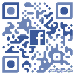 QR code with logo 21d70