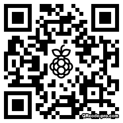QR code with logo 21dp0