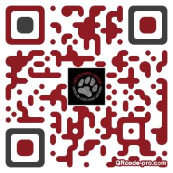 QR code with logo 21eL0