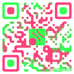 QR code with logo 21ep0