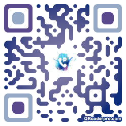 QR code with logo 21ls0