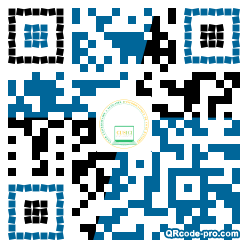 QR code with logo 21qg0