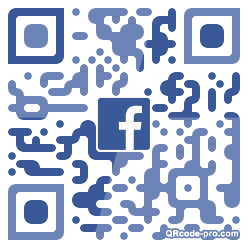 QR code with logo 21s30