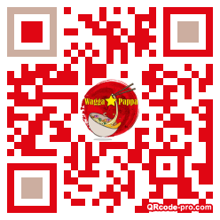 QR code with logo 21wP0