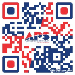 QR code with logo 21xA0