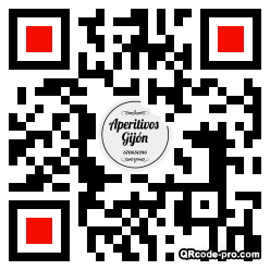 QR code with logo 21zY0