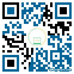 QR code with logo 22010