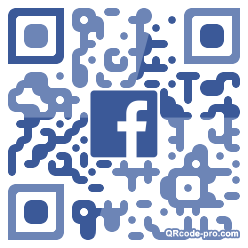 QR code with logo 221h0