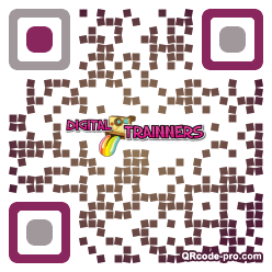 QR code with logo 22960