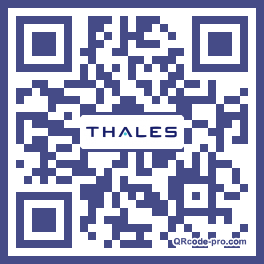 QR code with logo 22A30