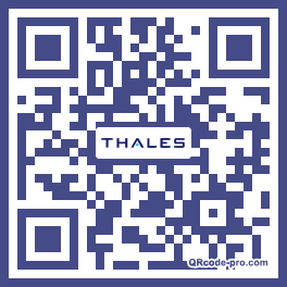 QR code with logo 22A50