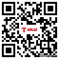 QR code with logo 22AD0