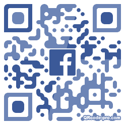 QR code with logo 22AE0