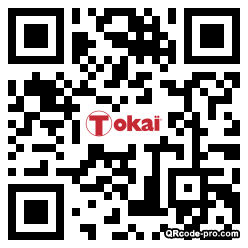 QR code with logo 22Ap0