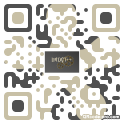 QR code with logo 22BY0