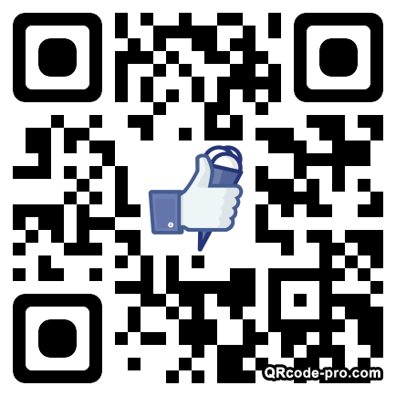 QR code with logo 22DL0
