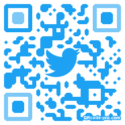 QR code with logo 22G40