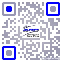 QR code with logo 22HZ0