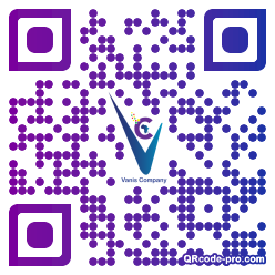 QR code with logo 22Is0