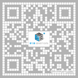 QR code with logo 22KN0