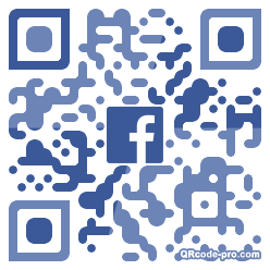 QR code with logo 22KY0