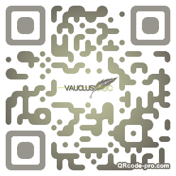 QR code with logo 22LP0