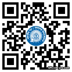 QR code with logo 22NG0