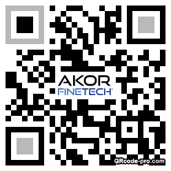 QR code with logo 22NR0