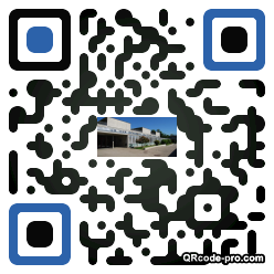 QR code with logo 22NW0