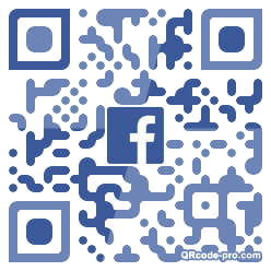 QR code with logo 22PM0