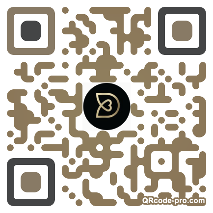 QR code with logo 22RM0