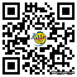 QR code with logo 22S30