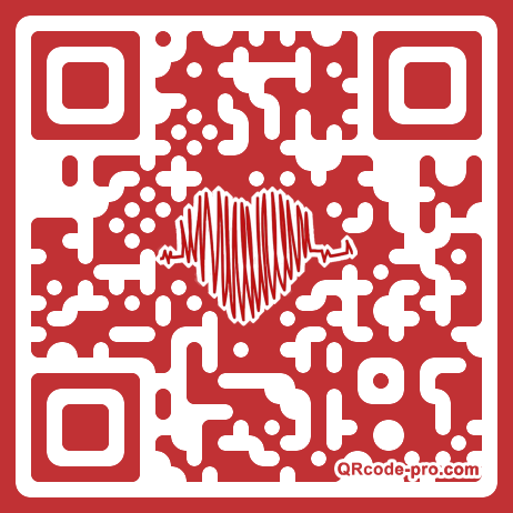 QR code with logo 22T90