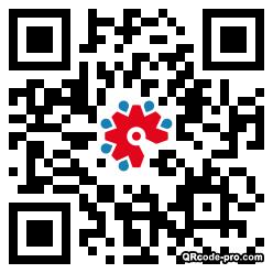 QR code with logo 22VA0