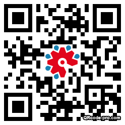 QR code with logo 22Vs0