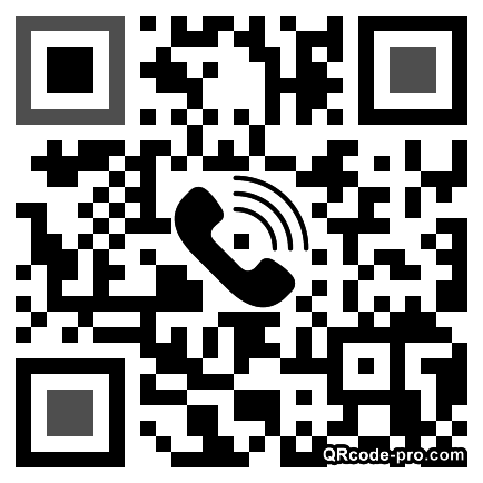 QR code with logo 22W30