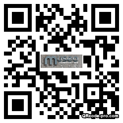 QR code with logo 22ZN0