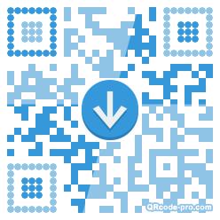 QR code with logo 22aF0