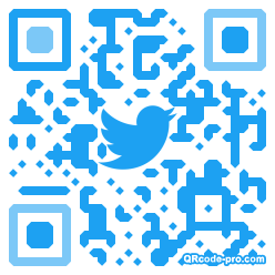 QR code with logo 22aX0
