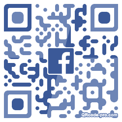 QR code with logo 22bV0