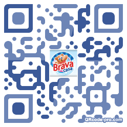 QR code with logo 22bx0