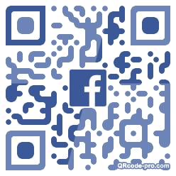 QR code with logo 22cb0