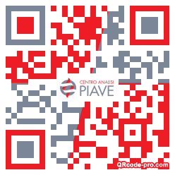 QR code with logo 22gp0