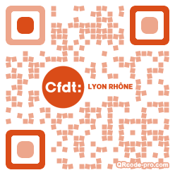 QR code with logo 22l20