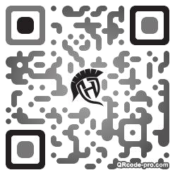 QR code with logo 22mV0