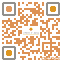 QR code with logo 22mr0