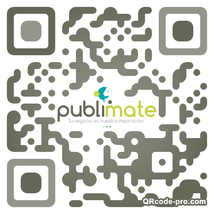 QR code with logo 22n50