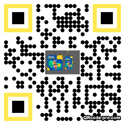 QR code with logo 22ox0