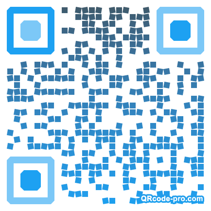 QR code with logo 22pB0