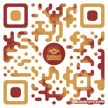 QR code with logo 22rY0